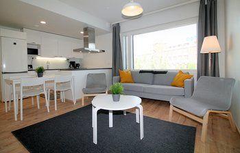 Bild från Forenom two Bedroom Apartment in Turku, Hotell i Finland