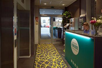 Bild från Forenom Aparthotel Helsinki City, Hotell i Finland