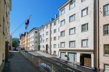 Bild från Studio Apartment in Helsinki, Kristianinkatu 11-13, Hotell i Finland