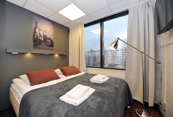 Bild från Forenom Aparthotel Oulu Uusikatu, Hotell i Finland