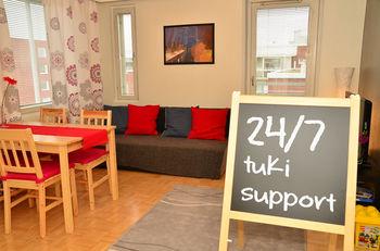 Bild från Oulu Hotel - Apartments, Hotell i Finland