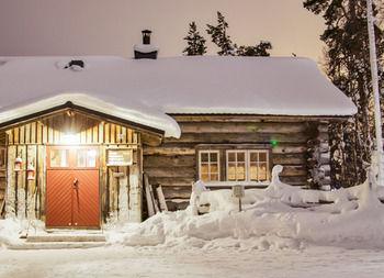 Bild från Cottage Kuukkeli Hirvas, Hotell i Finland