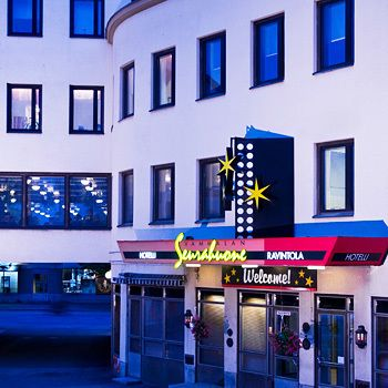 Bild från Vammalan Seurahuone, Hotell i Finland