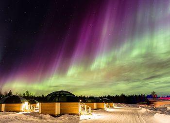 Bild från Arctic Glass Igloos, Hotell i Finland