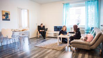 Bild från Apartment Hotel Tampere MN, Hotell i Finland