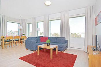 Bild från Forenom Serviced Apartments Tampere Pyynikki, Hotell i Finland