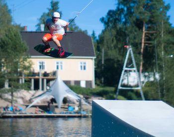 Bild från Wake Valley Camping, Hotell i Finland